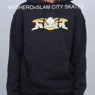 アンチヒーロー(ANTIHERO)のANTIHERO×SLAM CITY CLASSIC LIZ HOOD(パーカー)