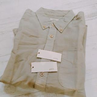 ジャーナルスタンダード(JOURNAL STANDARD)のprit  新品タグ付き長袖シャツ(Tシャツ(長袖/七分))