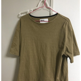 エムエイチアイバイマハリシ(MHI by maharishi)のMHL Tシャツ(シャツ)