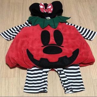 ディズニー(Disney)のハロウィン コスプレ ミニー かぼちゃミニー(衣装)