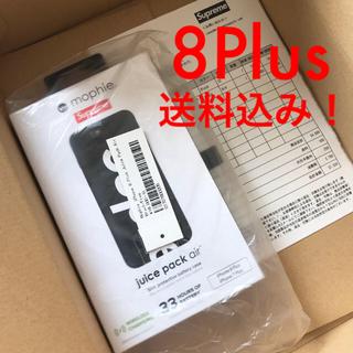 シュプリーム(Supreme)のSupreme Mophie iPhone 8 Plus Juice Pack(バッテリー/充電器)
