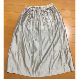 バンベール(VINVERT)のスカート(ひざ丈スカート)