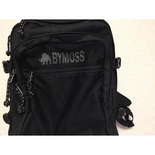バイモス(BYMOSS)のBYMOSS リュック(リュック/バックパック)