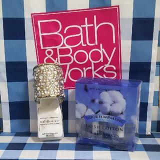 バスアンドボディーワークス(Bath & Body Works)のmaki様専用 バスアンドボディワークス ウォールフラワー プラグリフィルセット(アロマポット/アロマランプ/芳香器)