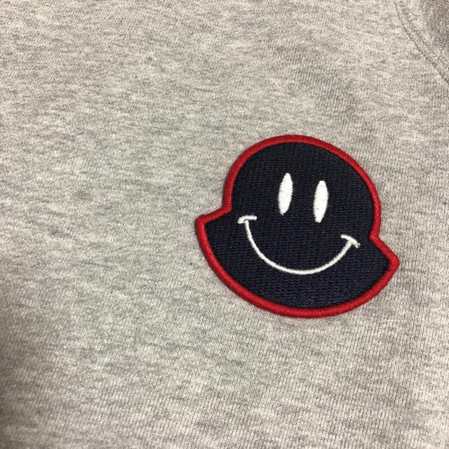 MONCLER(モンクレール)のMONCLER☆トレーナー メンズのトップス(Tシャツ/カットソー(七分/長袖))の商品写真