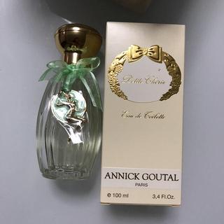 アニックグタール(Annick Goutal)のANNICK GOUTAL アニック グダールヨーロッパ購入 オードトワレ(香水(女性用))