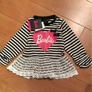 バービー(Barbie)の新品未使用‼︎ バービー♡チュニック(Tシャツ/カットソー)