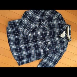 シマムラ(しまむら)のチェックシャツ レディース L(シャツ/ブラウス(長袖/七分))