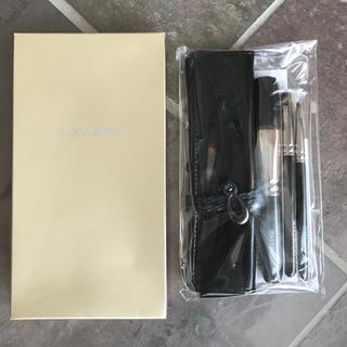 白鳳堂 - 白鳳堂 化粧ブラシ3本セット