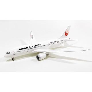 ジャル(ニホンコウクウ)(JAL(日本航空))のBOEING 787-8 模型 1:200 スケール(模型/プラモデル)