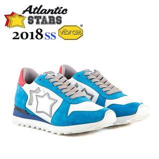 【95】 Atlantic STARS ビブラム スニーカー size 43(スニーカー)