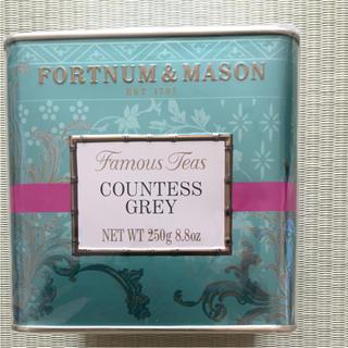 【新品、未開封】FORTNUM & MASON 紅茶茶葉 250g(茶)