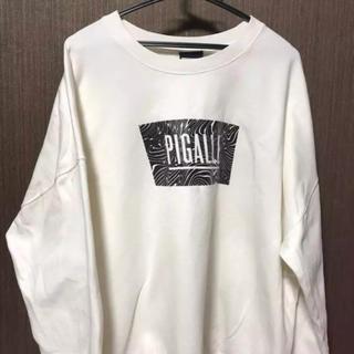 ピガール(PIGALLE)のPigalle ピガール box logo トレーナー(スウェット)