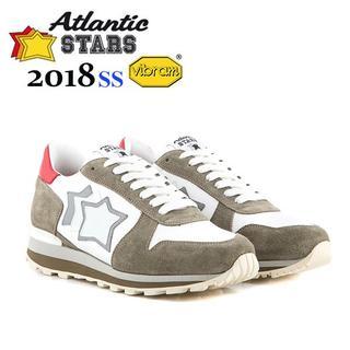 【98】 Atlantic STARS ビブラム スニーカー size 43(スニーカー)