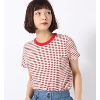 ローリーズファーム(LOWRYS FARM)のローリーズファーム  いちご Tシャツ(Tシャツ(半袖/袖なし))