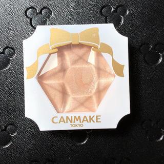 CANMAKE - キャンメイク クリームハイライター 01