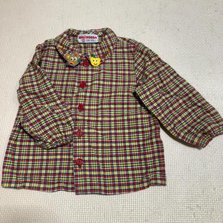 ミキハウス(mikihouse)のミキハウス 長袖 シャツ 80(シャツ/カットソー)