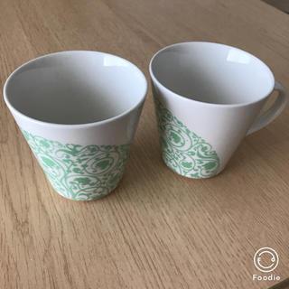 アユーラ 非売品 ペアマグカップ
