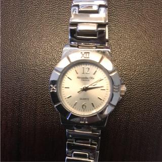 アレッサンドラオーラ(ALESSANdRA OLLA)のAlessandra olla レディース 腕時計♡電池交換済(腕時計)
