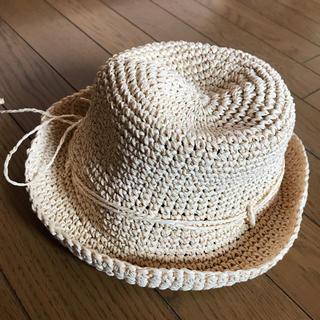 ムジルシリョウヒン(MUJI (無印良品))の無印良品  ペーパーハット(帽子)