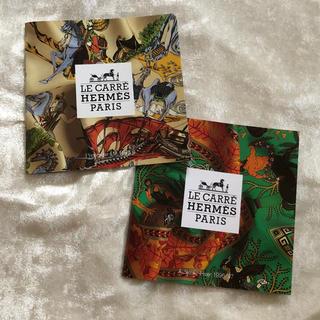 エルメス(Hermes)の1995・1996 エルメススカーフカタログ(印刷物)