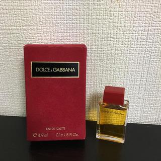 ドルチェアンドガッバーナ(DOLCE&GABBANA)のドルチェ&ガッバーナ オードトワレ(香水(女性用))