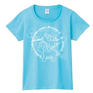 シナモロール(シナモロール)のTSUTAYA×シナモロールコラボ Tシャツ  (Tシャツ(半袖/袖なし))