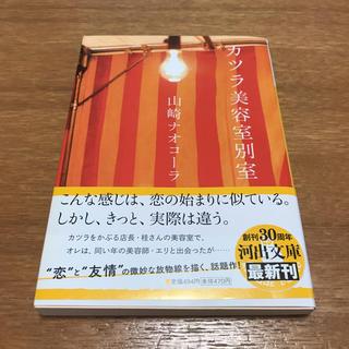 アヴェダ(AVEDA)のカツラ美容室別室 山崎ナオコーラ(文学/小説)
