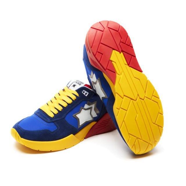 専用 102 Atlantic STARS スニーカー size 44 メンズの靴/シューズ(スニーカー)の商品写真