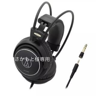 audio-technica ヘッドホン