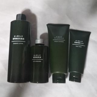 ムジルシリョウヒン(MUJI (無印良品))の無印良品 オーガニック基礎化粧品(化粧水 / ローション)