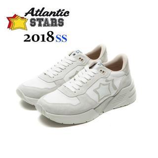【105】 Atlantic STARS スニーカー size 40(スニーカー)