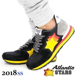 【109】 Atlantic STARS スニーカー size 40(スニーカー)