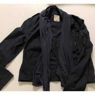 オペーク(OPAQUE)のジャケット(ノーカラージャケット)