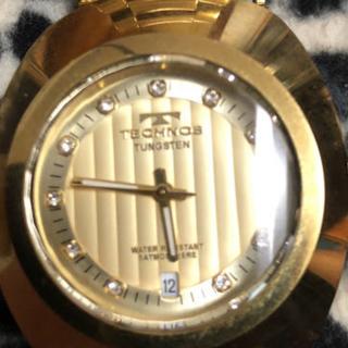 テクノス(TECHNOS)のテクノスメンズ腕時計 クオーツ (腕時計(アナログ))