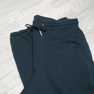 ジーユー(GU)のGU ジョガーパンツ 黒 XL メンズ(その他)