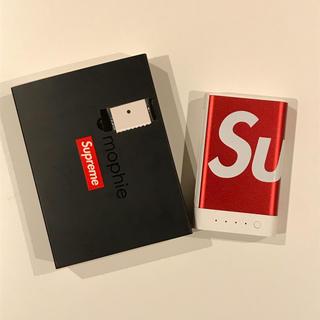 シュプリーム(Supreme)のSupreme mophie シュプリーム バッテリー(バッテリー/充電器)