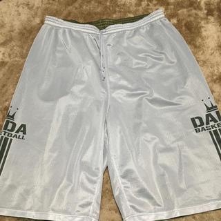 ダダ(DADA)のDADA リバーシブルバスケットパンツ XO(バスケットボール)