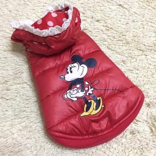 ディズニー(Disney)の💕ペットパラダイス 。ミニーちゃん💕可愛い♪アウター コート(犬)