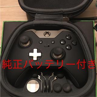 エックスボックス(Xbox)のXBOXONE エリートコントローラー(家庭用ゲーム機本体)