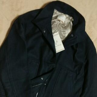 ジユウク(自由区)の最終価格自由区ショートジャケット40サイズゆったりめ4446サイズでも(ブルゾン)