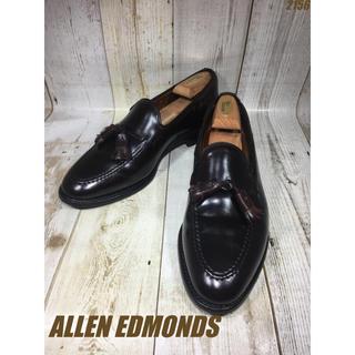 アレンエドモンズ(Allen Edmonds)のAllen Edmonds コードバン タッセルローファー US9 27cm(ドレス/ビジネス)
