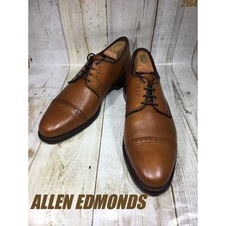 アレンエドモンズ(Allen Edmonds)のAllen Edmonds キャップトゥ US8H 26.5cm(ドレス/ビジネス)