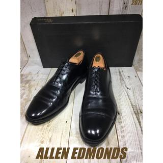 アレンエドモンズ(Allen Edmonds)のAllen Edmonds ストレートチップ 箱付 US9H 27.5cm(ドレス/ビジネス)