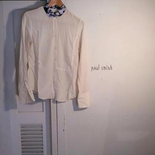 ポールスミス(Paul Smith)のPaul smith BLACK ブラウス(シャツ/ブラウス(長袖/七分))