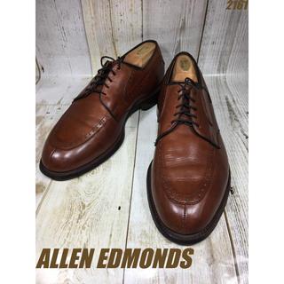 アレンエドモンズ(Allen Edmonds)のAllen Edmonds アレンエドモンズ Uチップ US8H 26.5cm(ドレス/ビジネス)