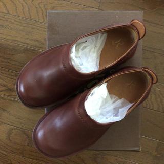 アルトリブロ(AltoLibro)の【新品】アルトリブロ アール 本革 おでこ靴(ローファー/革靴)