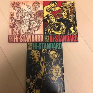 ハイスタンダード(HIGH!STANDARD)のHi-STANDARD ハイスタ AIR JAM DVD 2枚セット(ミュージック)