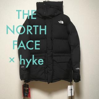 ザノースフェイス(THE NORTH FACE)の大幅値下げ THE NORTH FACE × HYKE ネイビーM(ダウンジャケット)