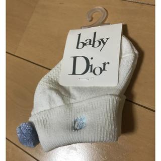 ベビーディオール(baby Dior)のbaby Dior 靴下 新品(靴下/タイツ)